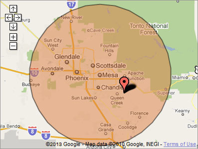 Scottsdale Virus Removal Service remote or onsite Virus Removal Service Area